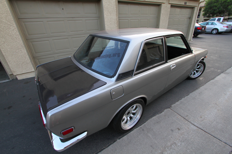 WTS - Low Mileage, Totally built with SR20DET Datsun 510 ...